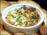 Crab and Artichoke Dip, Average