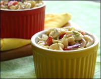 HG's Creamy Dreamy Macaroni Salad