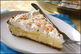 HG's Crazy-Amazing Coconut Cream Pie