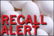 Egg Recall ALERT!