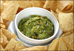 Chili's Fire-Grilled Corn Guacamole w/ Chips