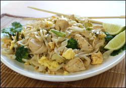 HG's Chicky Pad Thai
