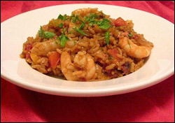 Jambalaya, Average