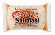 House Tofu Shirataki Noodle Shaped Tofu