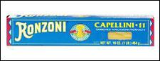 Ronzoni Capellini