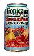 Tropicana Sugar Free Fruit Punch