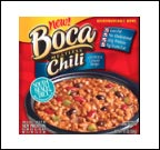 Boca Meatless Chili