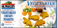 Dr. Praeger's Vegetarian Chicken Nuggets