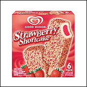 Good Humor Strawberry Shortcake Bar