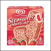 Good Humor Strawberry Shortcake Bar