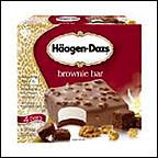 Haagen-Dazs Brownie Bar