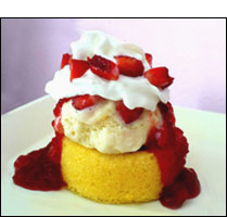HG's Super-Duper Strawberry Shortcake