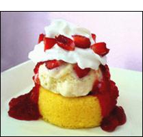 HG's Super-Duper Strawberry Shortcake