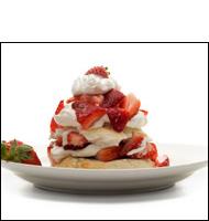 Strawberry Shortcake w/ Ice Cream, Average