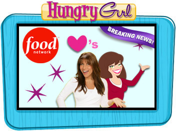 Hungry Girl moving to Food Network