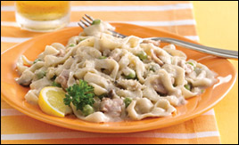 HG's Rockin' Tuna Noodle Casserole