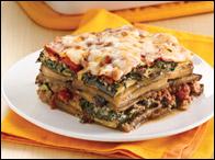 HG's Veggie-rific Noodle-Free Lasagna