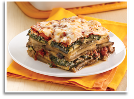 Hungry Girl's Veggie-rific Noodle-Free Lasagna