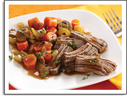 Hungry Girl's Crock-Pot Roast
