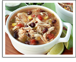 Hungry Girl's Tex-Mex Chicken Stew