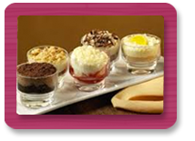 Olive Garden Dolcini Mini Desserts