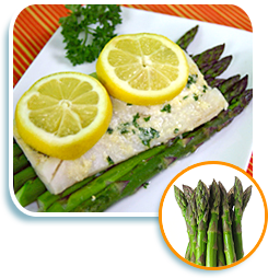 Seasonal Cooking with Asparagus
