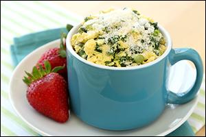Hungry Girl's Lean 'n Green Egg Mug