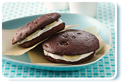 Hungry Girl's Freezy-Cool Banana Whoopie Pies