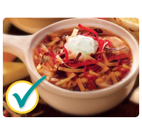 Red Robin Tortilla Soup