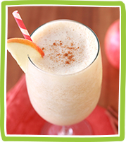 Hungry Girl's Apple Cinnamon Smoothie
