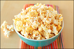 Hungry Girl's Terrific Taco Popcorn