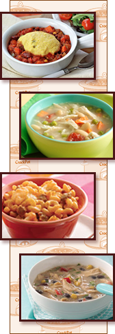 Hungry Girl's Make-Ahead Meals: Crock-Pot Recipes