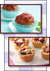 Hungry Girl's Make-Ahead Meals: Muffin-Pan Recipes