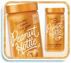 Peanut Hottie Peanut Butter Flavor Hot Drink
