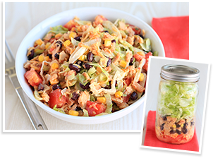 Hungry Girl's Taco Tuna Salad