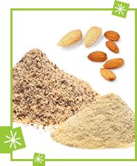 Alternative Flours: Almond