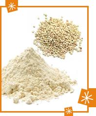 Alternative Flours: Quinoa