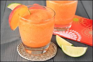 Hungry Girl's Just Peachy Margaritas
