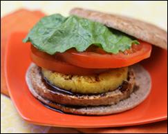 HG's Island Insanity Burger