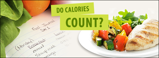 The Healthy-Food Debate: Do Calories Count?