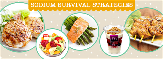 Sodium Survival Strategies