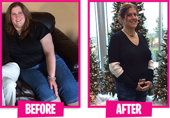 Hungry Girl Diet Success Story, Weight Loss in the New Year