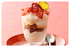 Best HG Potato Recipes: Cheeseburger Mashed Potato Parfaits