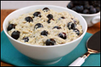 Blueberry Muffin Oatmeal Recipe