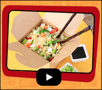 Hungry Girl's Cauliflower Fried Rice Video