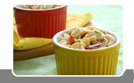 Hungry Girl's Creamy Dreamy Macaroni Salad