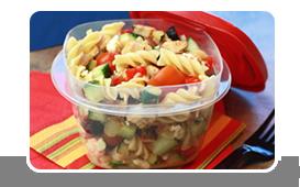 Hungry Girl's MediterraneYUM Pasta Salad