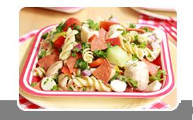 Hungry Girl's Veggie-Packed Antipasto Pasta Salad