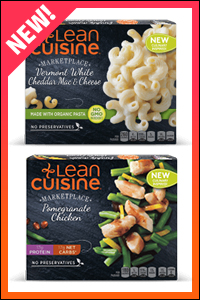 Lean Cuisine Culinary Inspired Marketplace Meals