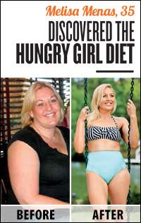 Melisa Lost Over 100 Lbs. with Hungry Girl